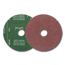 "Picture for category 5"" Abrasive Fiber Discs"