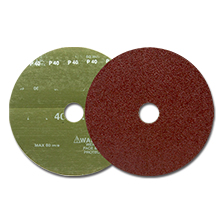 "Picture for category 6"" Abrasive Fiber Discs"